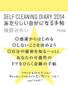 SELF CLEANING DIARY 2014